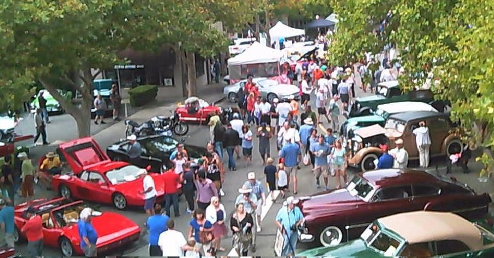 Photos From Past Car Show Weekends Orinda Annual Classic Car Show - Car show com