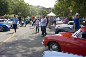 2019 15th Annual Orinda Classic Car Show - September 7, 2019